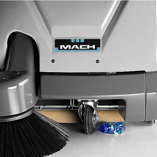 MACH 1 SWEEPER FRONT FLAP